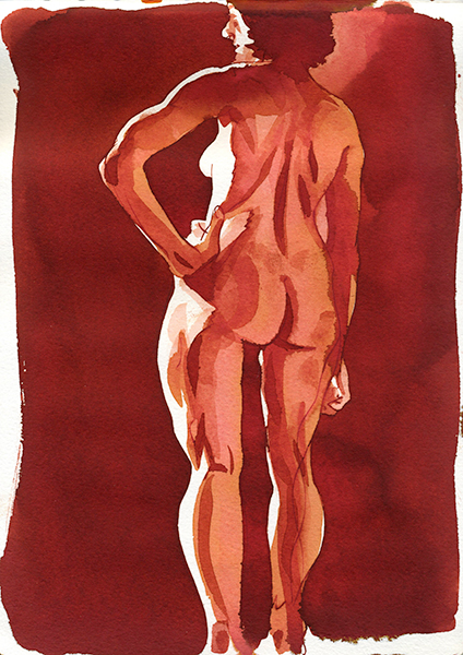 Kroeber figure drawing